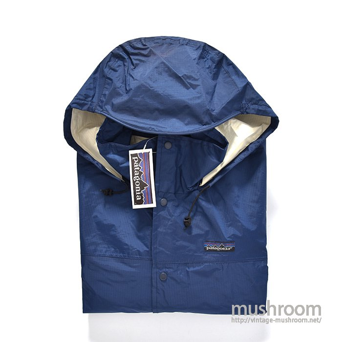 PATAGONIA NYLON JACKET WITH HOODY(S/DEADSTOCK)