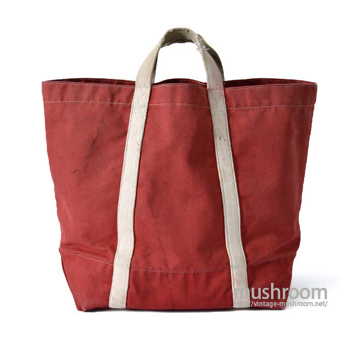 OLD CANVAS TOTE BAG