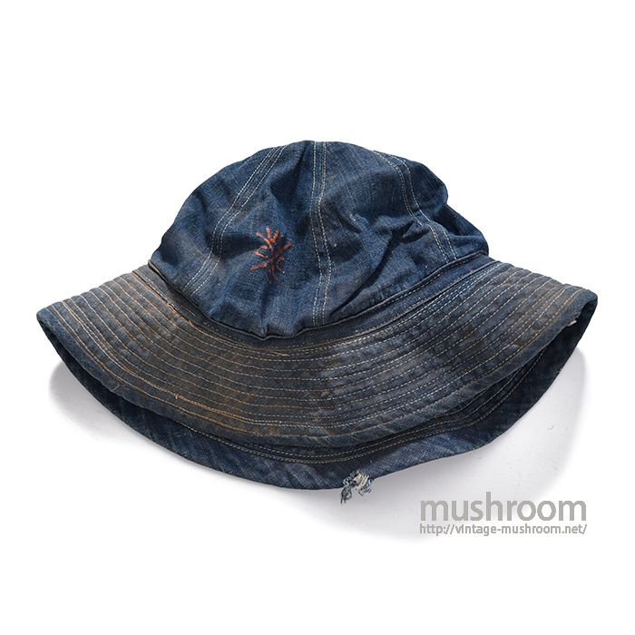 CCC CAMP DAISY MAE DENIM HAT