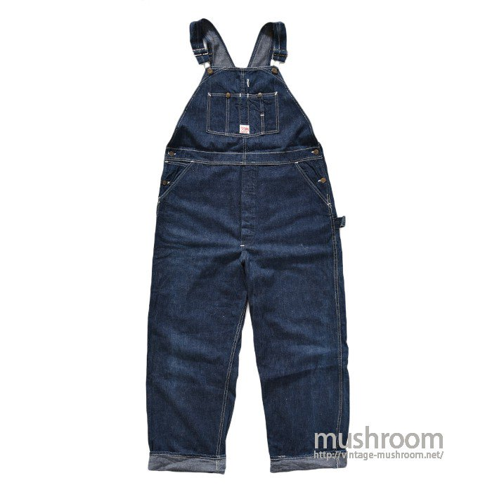 CROWN DENIM OVERALL