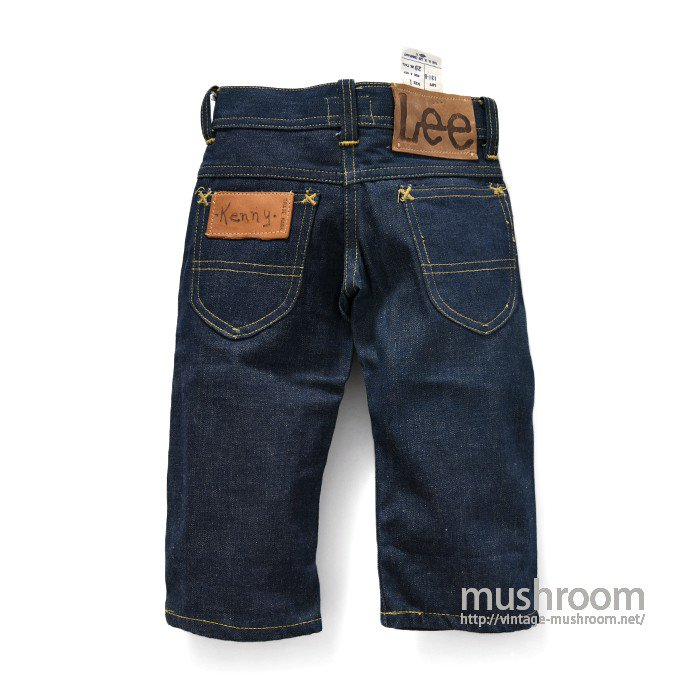 Lee 131-B DENIM PANTS( 1AGE/DEADSTOCK )