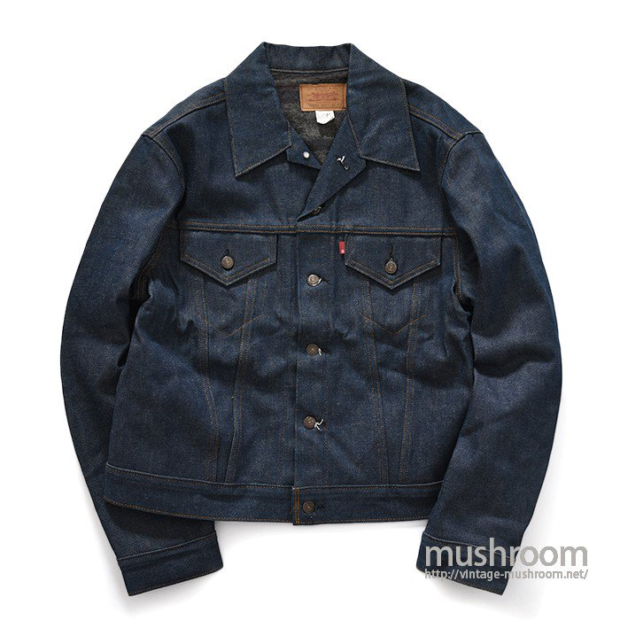 LEVI'S 70505-0317 DENIM JACKET( 46/DEADSTOCK )