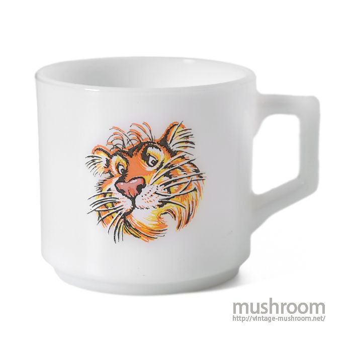 FIREKING ESSO TIGER MUG CUP(MINT)