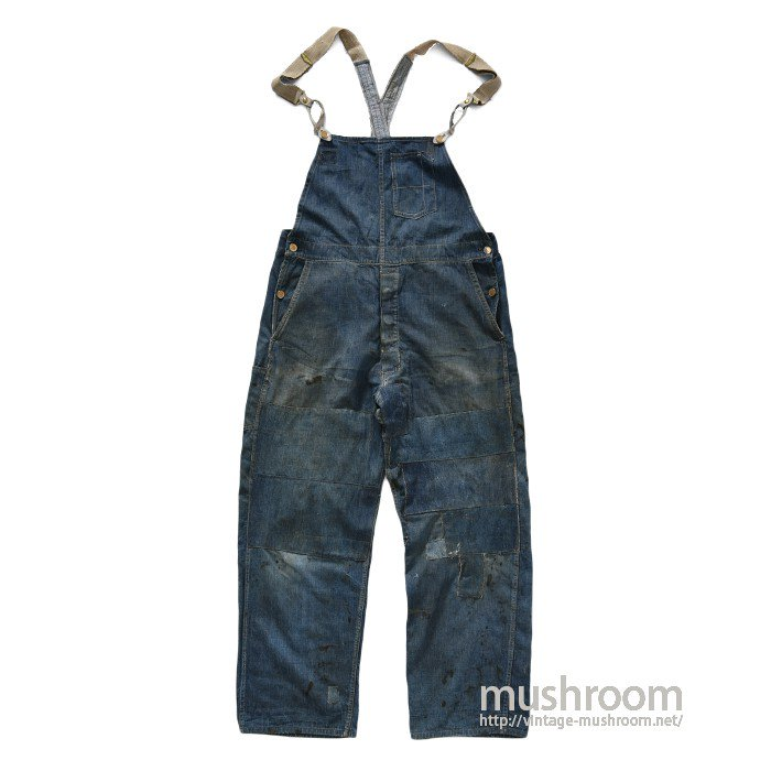 UNKNOWN OLD DENIM OVERALL