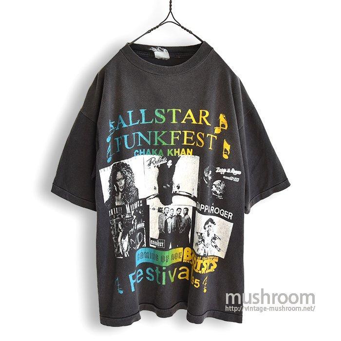 ALL STAR FUNKFEST FESTIVAL95 T-SHIRT