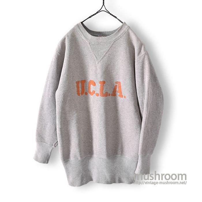 U.C.L.A W/V SWEAT SHIRT( 38/MINT )