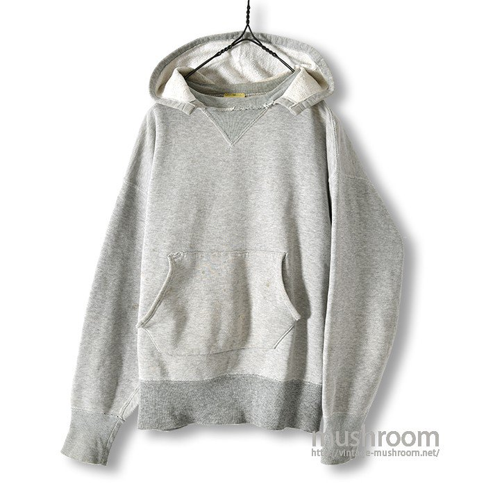 ABCO S/V AFTER HOODY SWEAT SHIRT