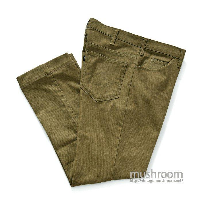 LEVI'S STA-PREST BIGE TAPERED PANTS