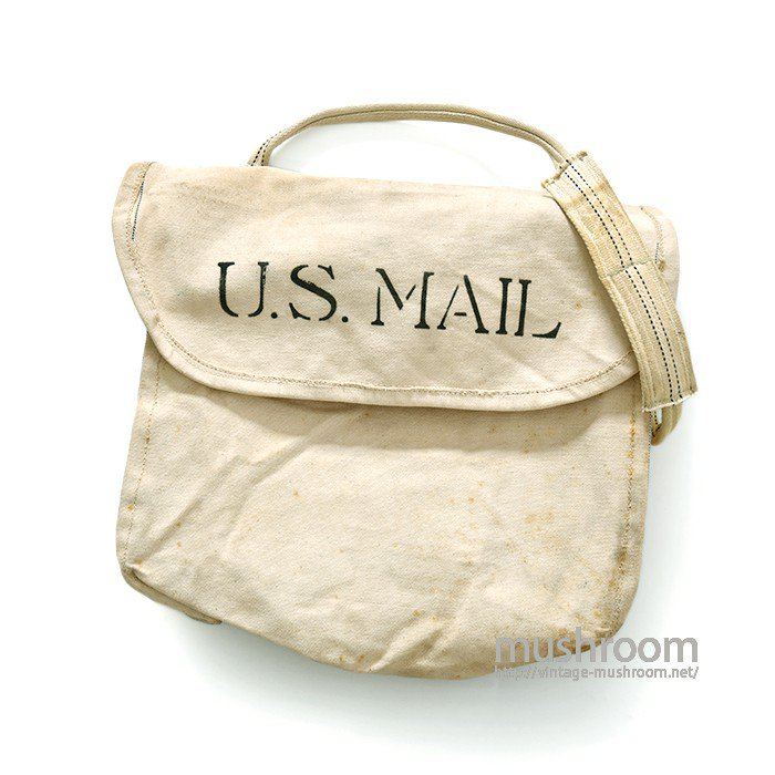 U.S.MAIL CANVAS SHOULDER BAG(DEADSTOCK)
