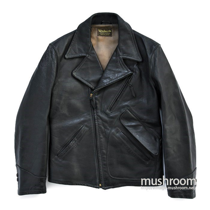 WINDWARD HORSEHIDE LEATHER SPORTS JACKET