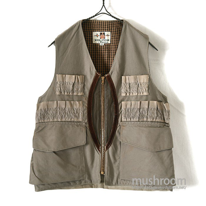 WOOD-STREAM FISHING VEST