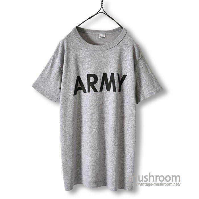 CHAMPION ARMY ATHLETIC T-SHIRT
