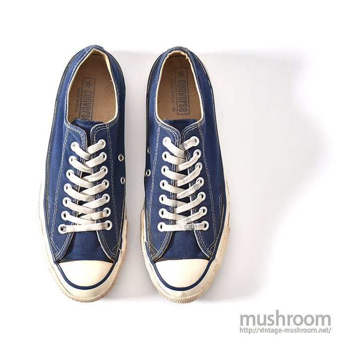 CONVERSE ALL STAR LO CANVAS SHOES