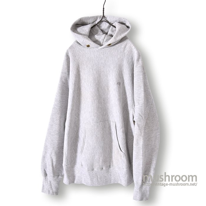 ABERCROMBIE & FITCH REVERSE WEAVE HOODY