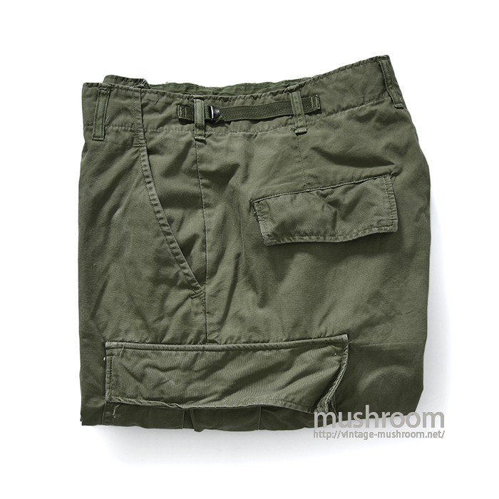 U.S.ARMY JUNGLE FATIGUE PANTS( S-SHORT )