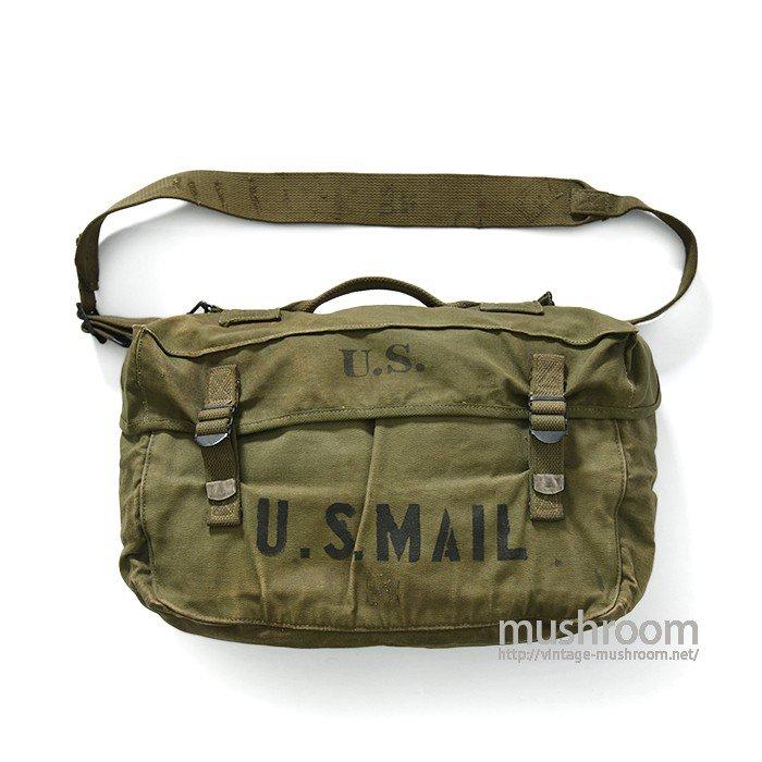 U.S.MAIL CANVAS SHOULDER BAG