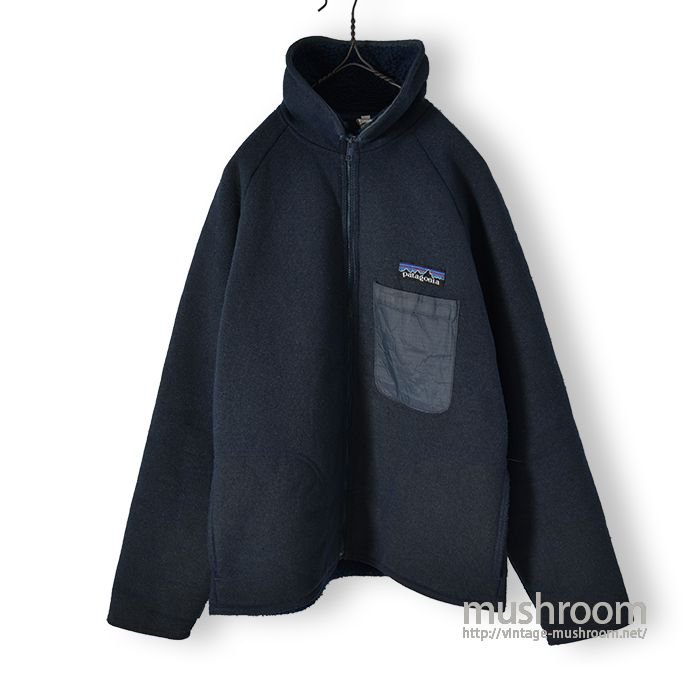 PATAGONIA FULL-ZIP PILE JACKET( L/MINT )