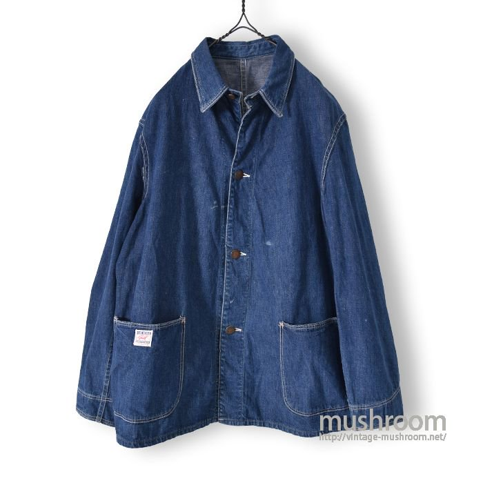 WW2 OXHIDE TWO-POCKET COVERALL