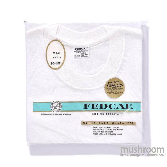 FEDCAL PACK T-SHIRT ( M/DEADSTOCK )