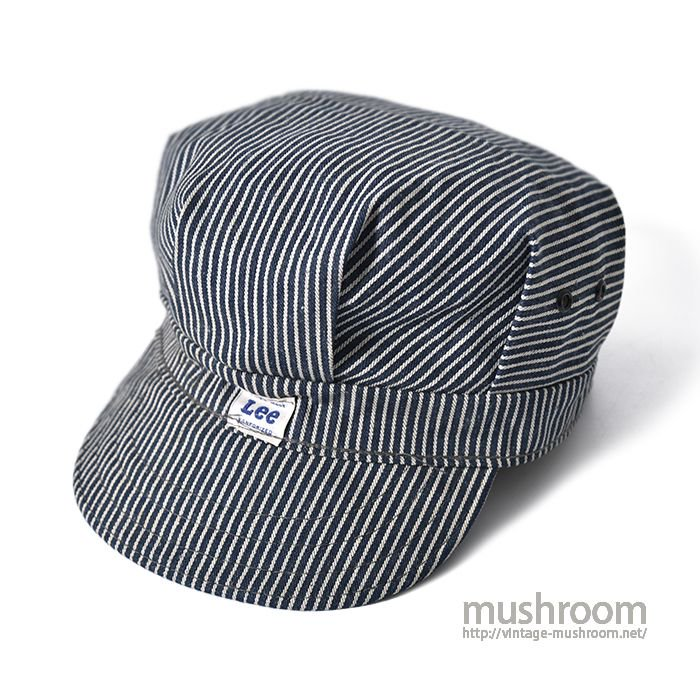 Lee STRIPE WORK CAP(7 3/8/DEADSTOCK)