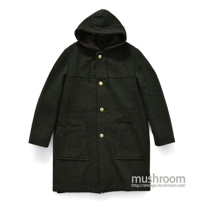 OLD WOOL ATHLETIC COAT