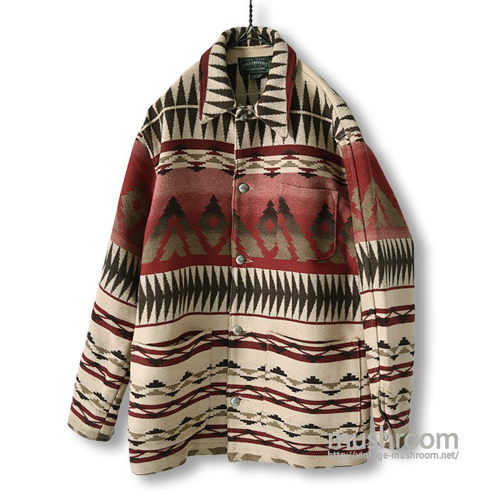 POLO COUNTRY NATIVE BLANKET JACKET
