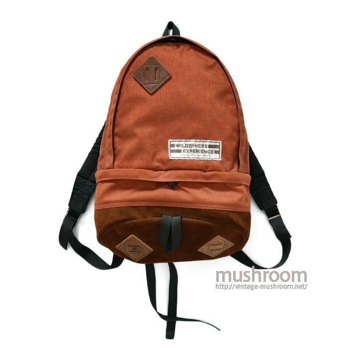 WILDERNESS EXPERIENCE BACK PACK