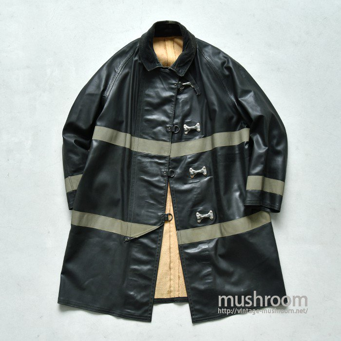 MIDWESTERN SAFETY MFG CO FIREMAN'S JACKET