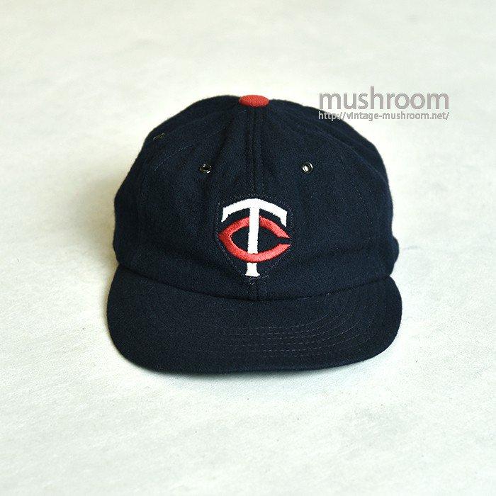 OLD WOOL BASEBALL CAP