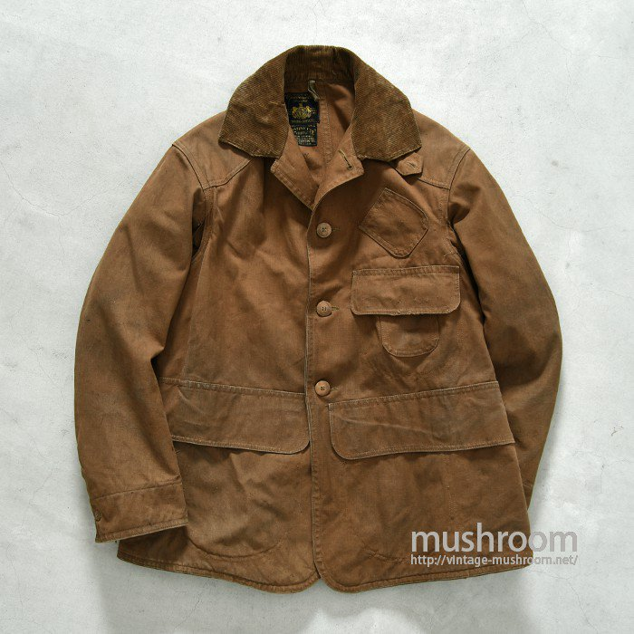 EDW.K.TRYON HUNTING JACKET WITH CHINSTRAP