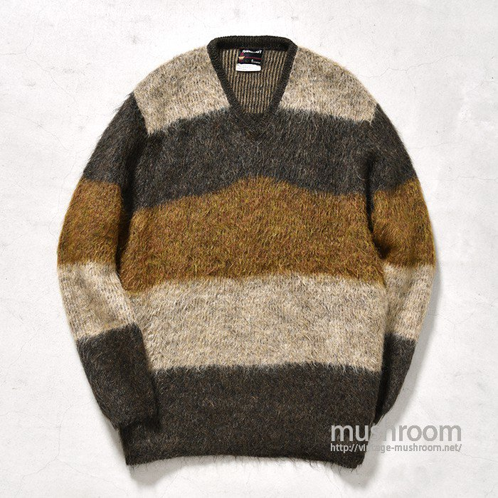 PENNEY'S MOHAIR WOOL SWEATER