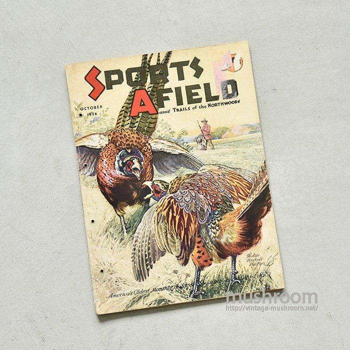 1938's SPORTS A FIELD CATALOG