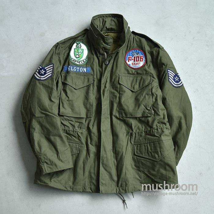 U.S.ARMY M-65 FIELD JACKET(DEADSTOCK/LARGEーSHORT)