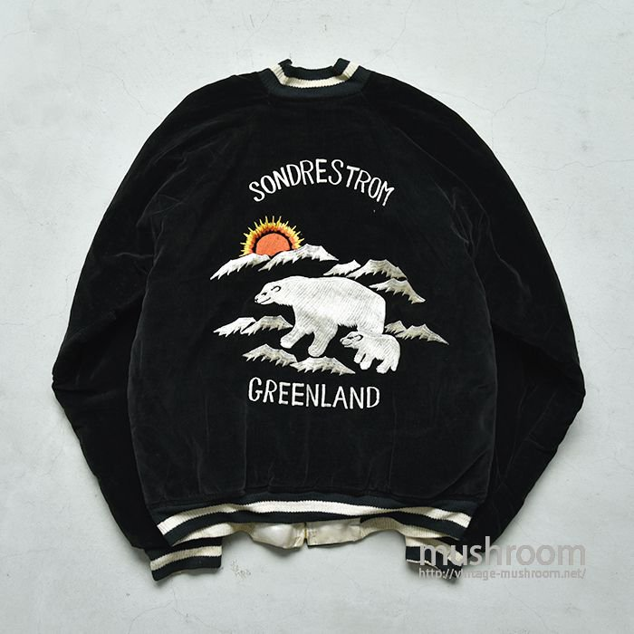 GREENLAND SOUVENIR JACKET