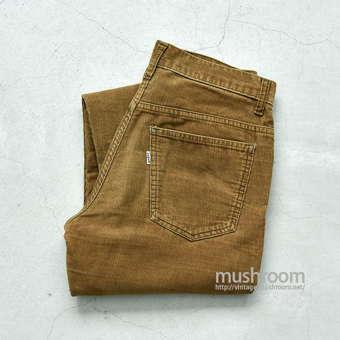 LEVI'S 519 BIGE CORDUROY PANTS