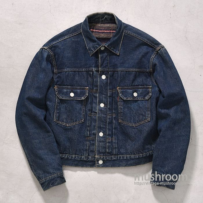 LEVI'S 517XX DENIM JACKET(DARK INDIGO)
