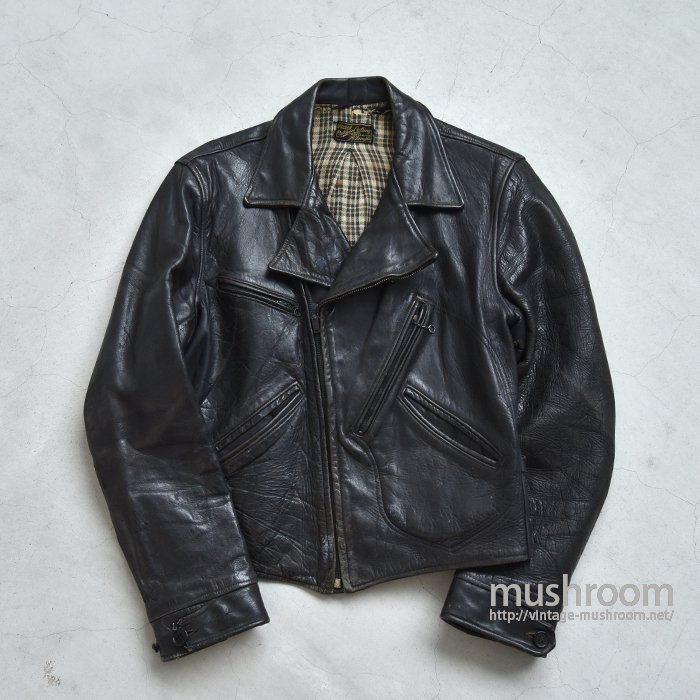 JCP STERLING HORSEHIDE LEATHER SPORTS JACKET