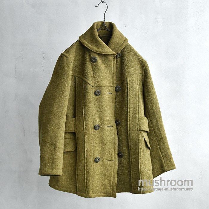 OLD PLAIN BLANKET MACKINAW COAT