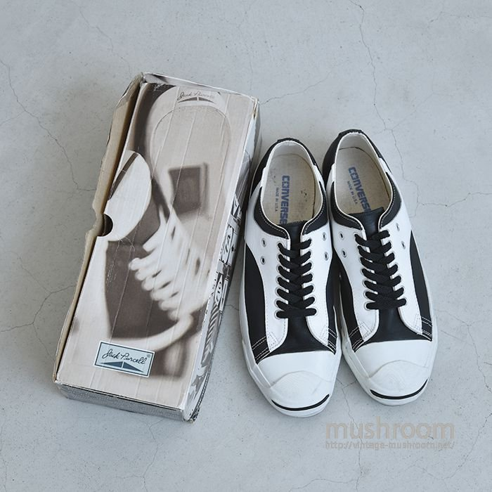 CONVERSE JACK PURCELL RALLY LEATHER SHOE