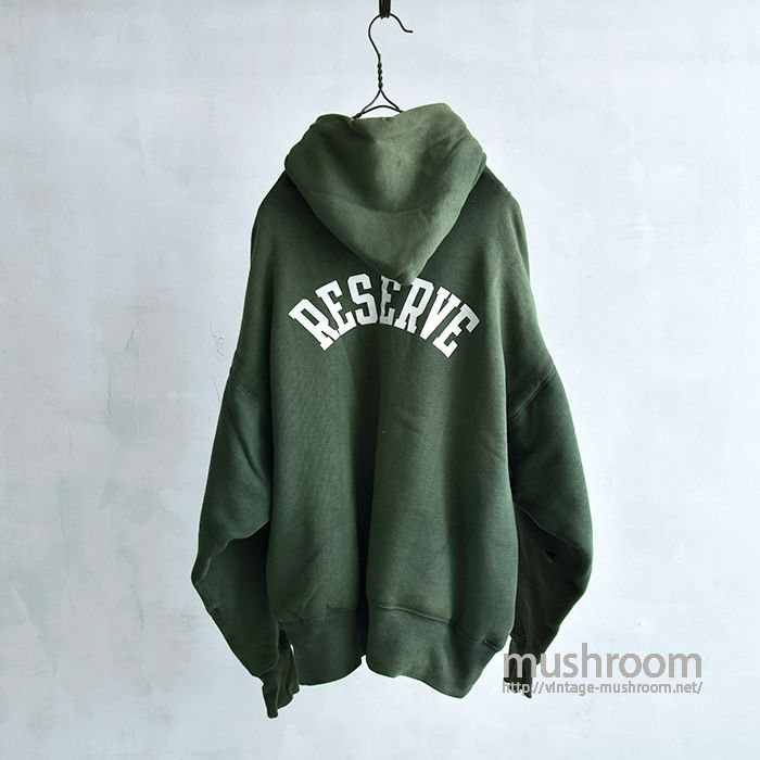 CHAMPION COLLEGE W/F REVERSE WEAVE HOODY
