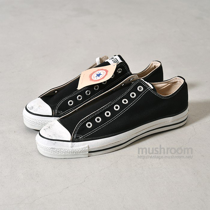 CONVERSE ALL-STAR LO CANVAS SHOES(13/DEADSTOCK)