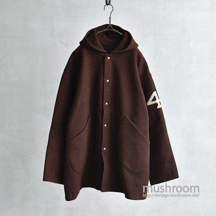 OLD COLLEGE WOOL ATHLETIC COAT