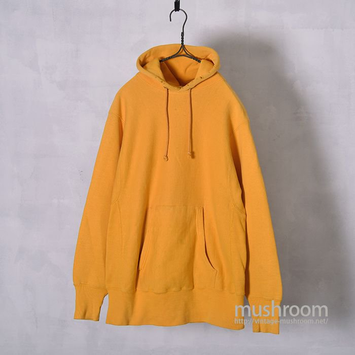 CHAMPION PLAIN REVERSE WEAVE HOODY(ONE-COLOR TAG)