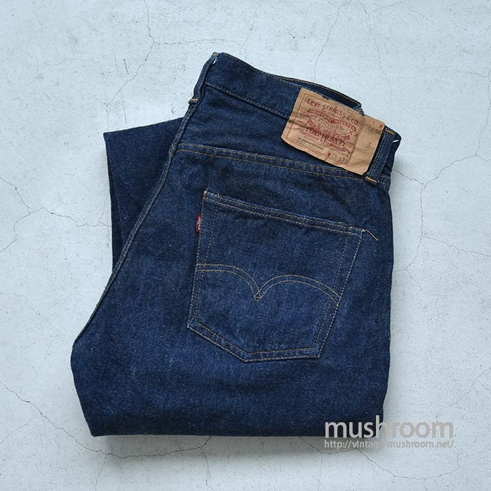 LEVI'S 501 66SS JEANS( W35-L30/1WASHED )