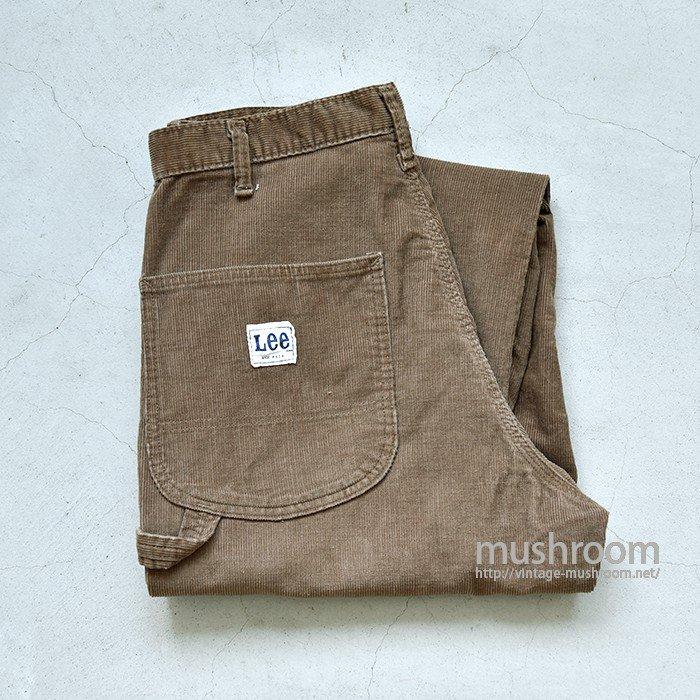 Lee CORDUROY PAINTER PANTS