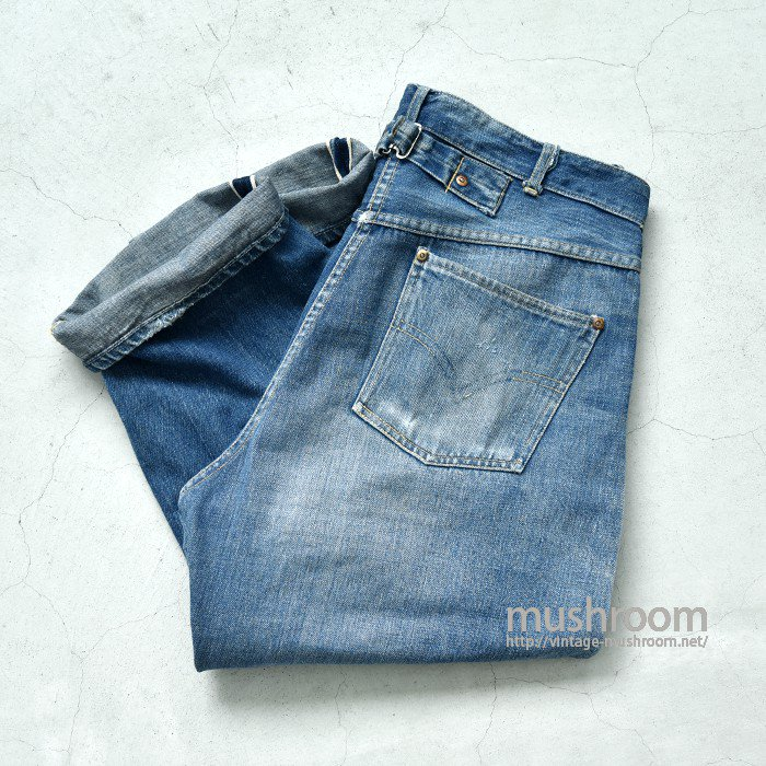 JCP.CO FOREMOST JEANS WITH BUCKLEBACK