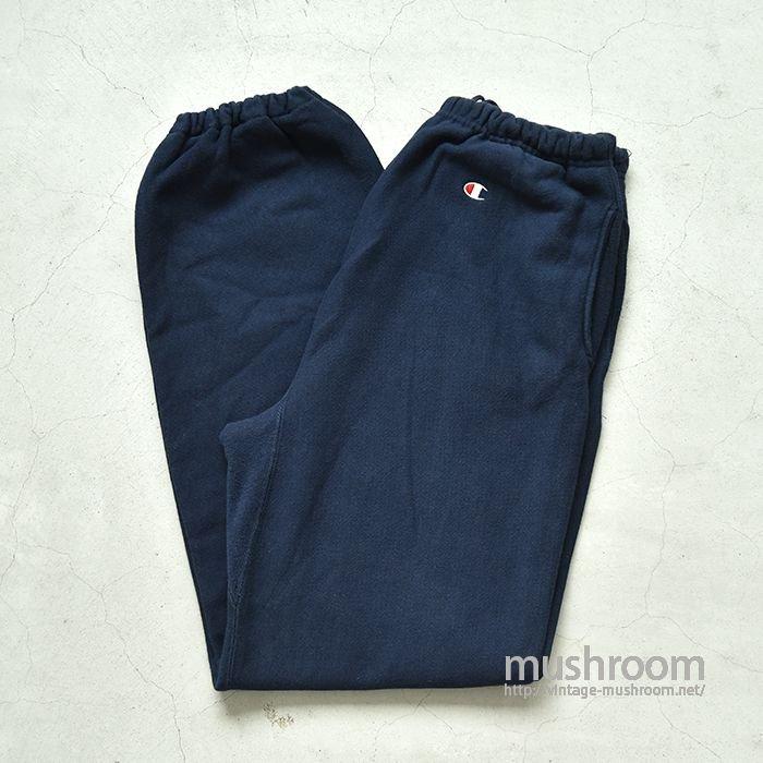 CHAMPION PLAIN REVERSE WEAVE PANTS(XL/MINT)