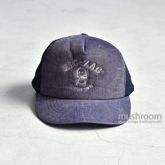 ZIG ZAG TRUCKER'S CAP(MAYBE..DEADSTOCK)
