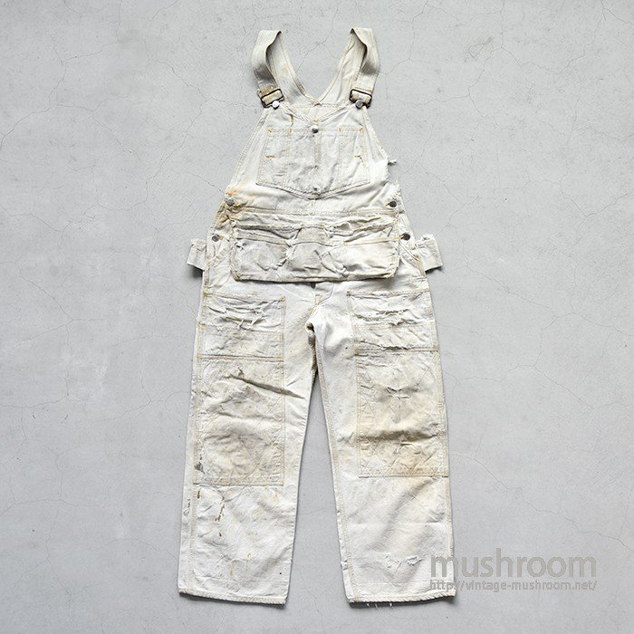 CAN'T BUST'EM CANVAS OVERALL