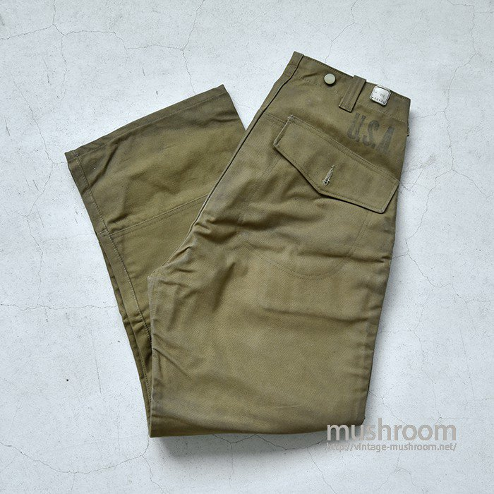 OLD LOGGER PANTS( 32-28/MINT)
